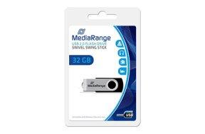 MEDIA RANGE USB FLASH DRIVE 32GB